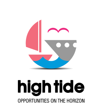 High tide logo