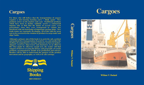 Cargoes book cover