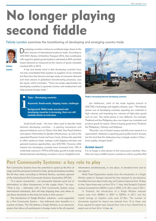 Print 94598_Shipping Network - March - lead article