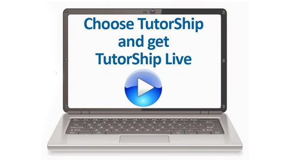 Chose TutorShip