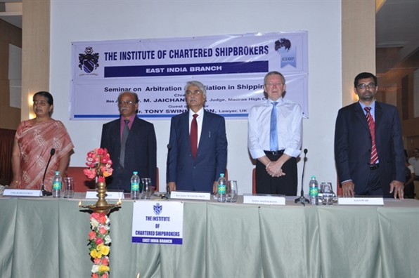 ICS EAST INDIA BRANCH SEMINAR ARBITRATION AND MEDIATION IN SHIPPING.JPG