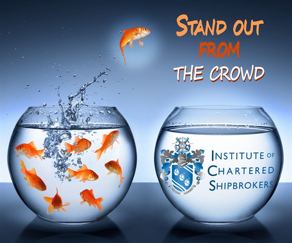 1. ICS Career - fish stand out from the crowd