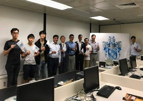 ICS HK Global Open Day Oct 2017