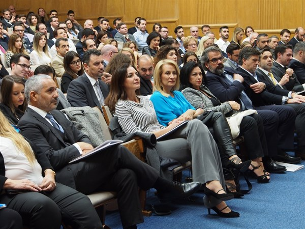 Greece Branch - 13th Annual Forum | Institute of Chartered Shipbrokers