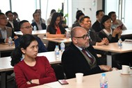 8 Baltic ICS Lectures in Shanghai