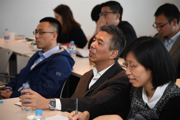7 Baltic ICS Lectures in Shanghai