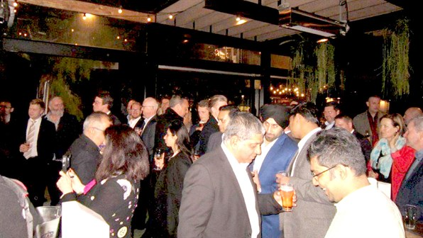 ICS ANZ Branch Annual Cocktail Party August 2018 2
