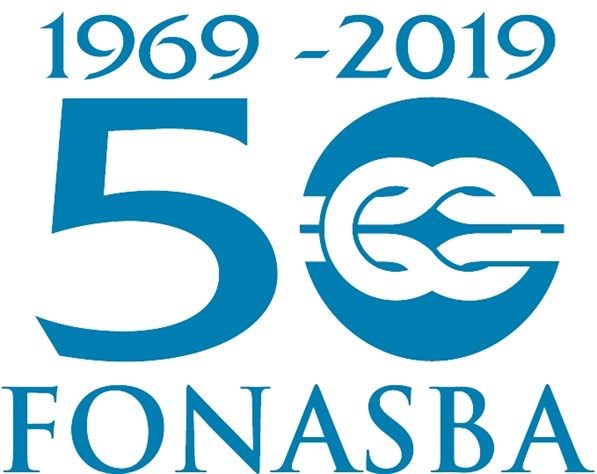 FONASBA 50th Logo