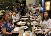 8 Buffet-ICS Training course in Shanghai - China ITC 2019