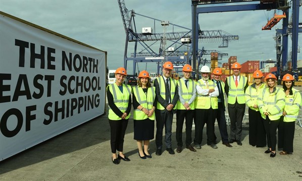 North East Shipping School