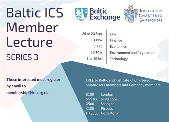 Baltic Institute - Lecture Series 3
