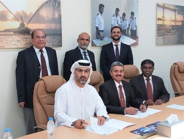 9th Feb 20 Signing MOU with ADMA 2
