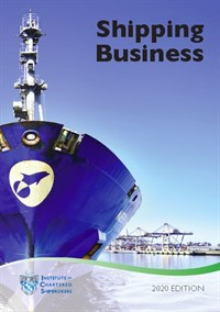 Shipping Business cover
