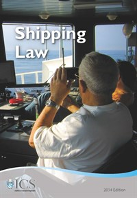 Shipping Law front cover